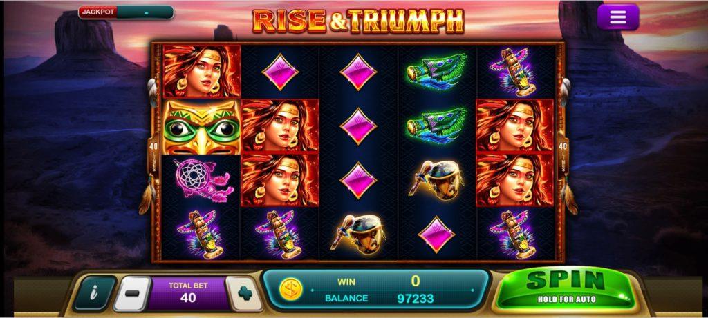 Rise&Triumph Slot