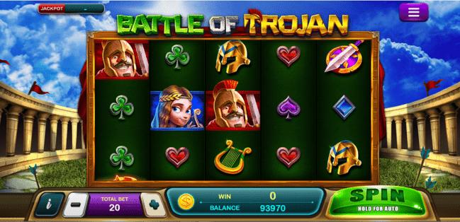 Battle Of Trojan สล็อตออนไลน์