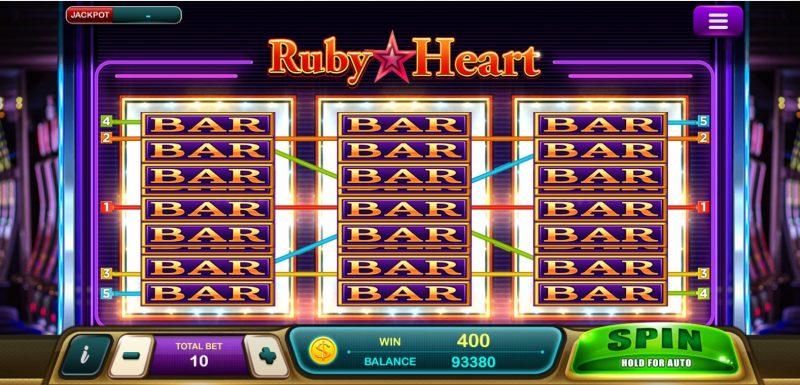 Ruby Heart epicwin slot