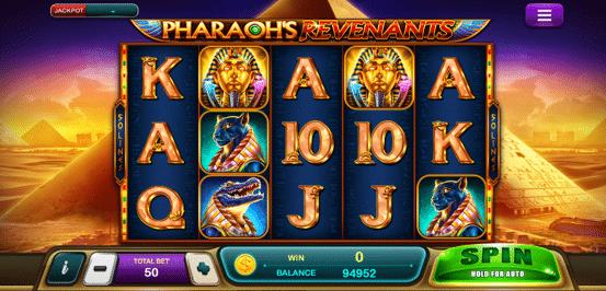 Pharoh slot epicwin