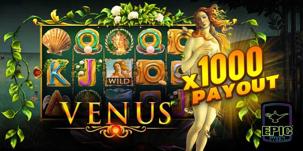 Venus Slot online epicwin