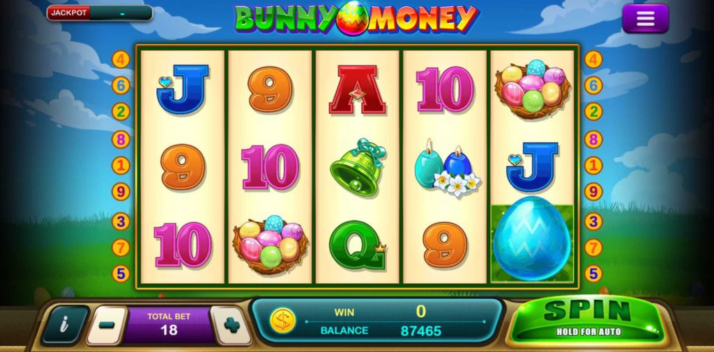 สล็อตมือถือ Bunny Money