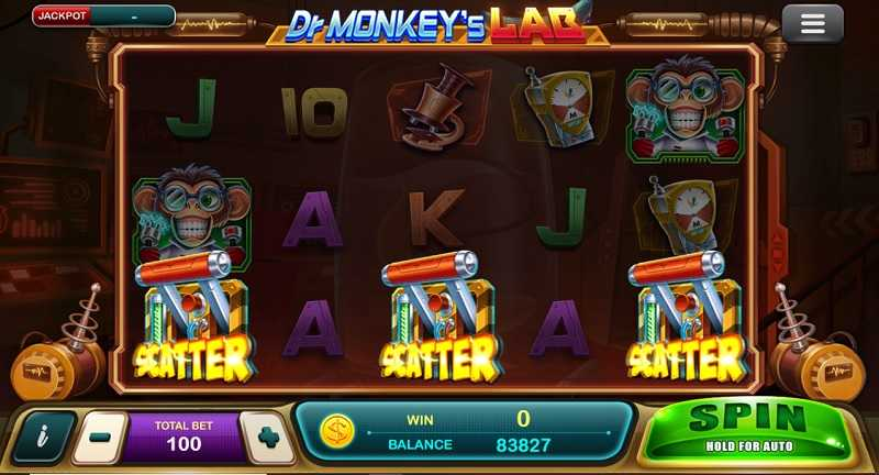 Epicwin Dr Monkey's Lab