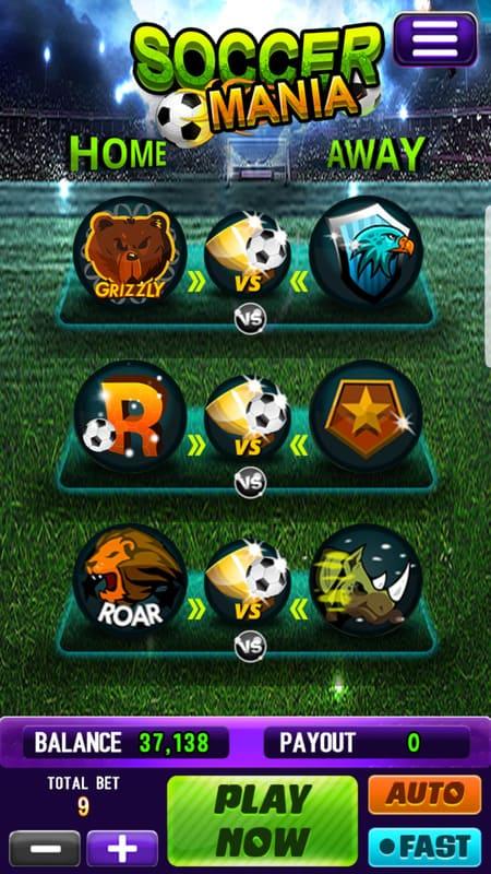 soccer mania epicwin