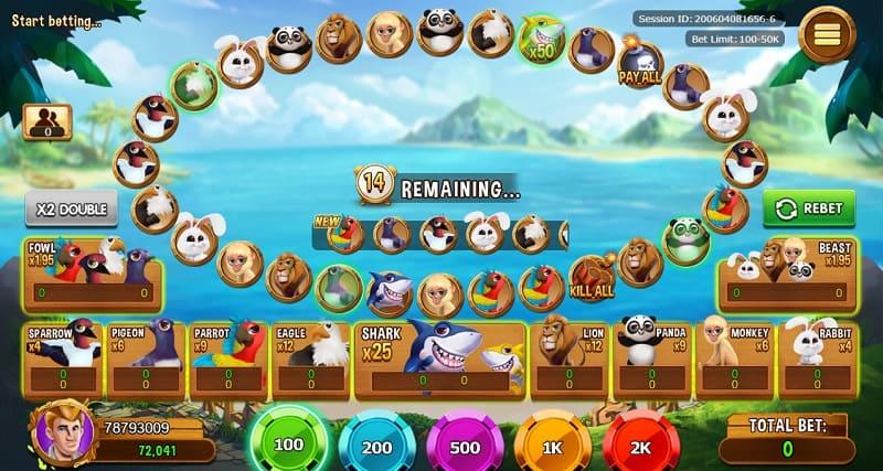 Epicwin Fowl & Beast Arcade