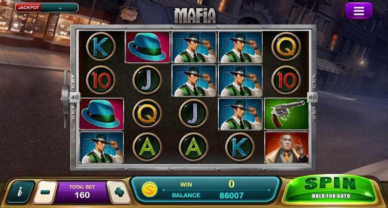 Mafia slot Epicwin