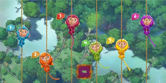 go go monkey climbing epicwin