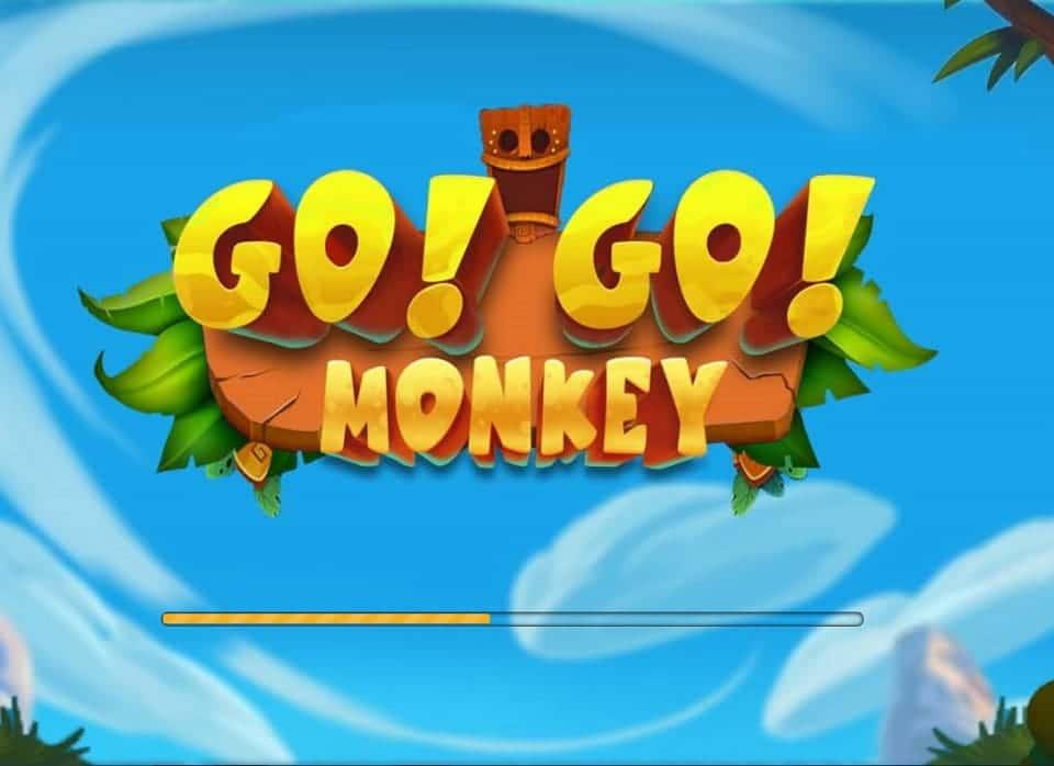 go go monkey poster