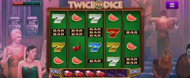 twice and dice slot
