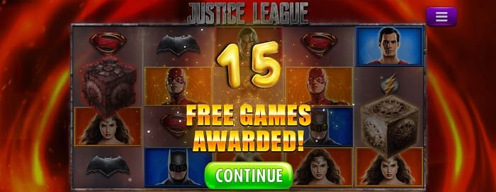 Epicwin free 15 game justice leaug