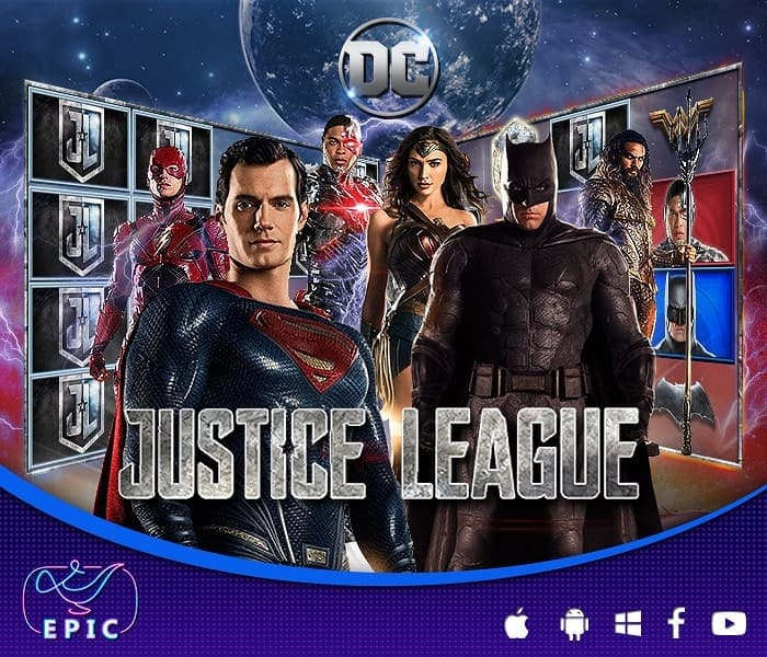 Justice League Epicwin slot