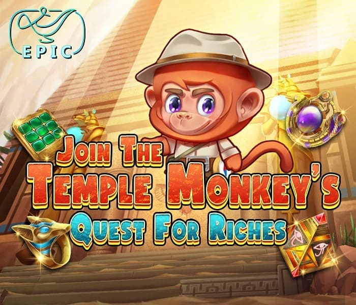 temple of monkey poster epic win