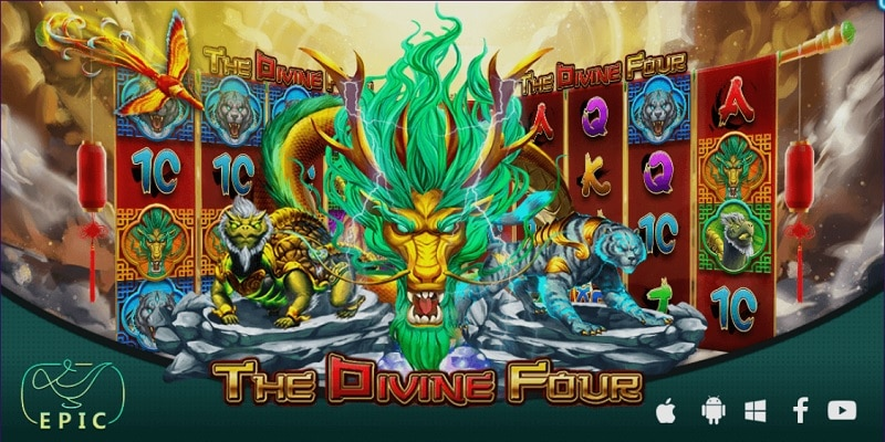The Divine Four Epicwin slotgame66