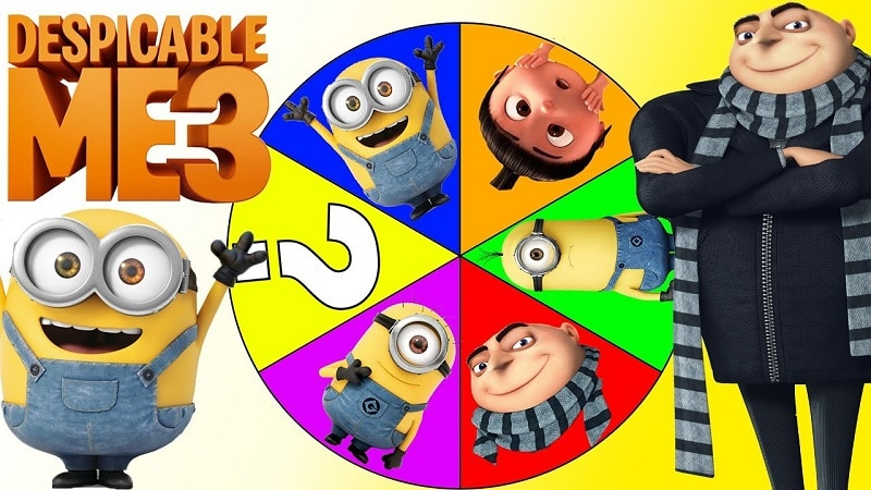 Despicable me 3 Minigame ใน Epicwin