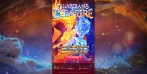 PGslot รีวิว Guardians of Ice & Fire สล็อตแตกง่ายธีมเทพนิยาย