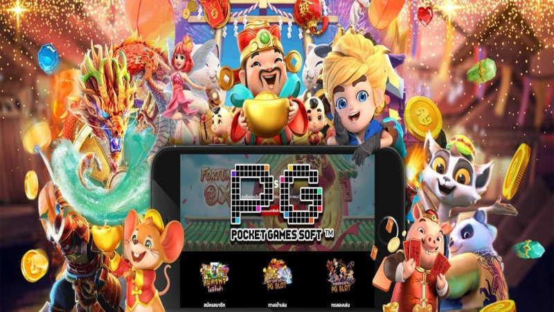 game-slot-pg slot