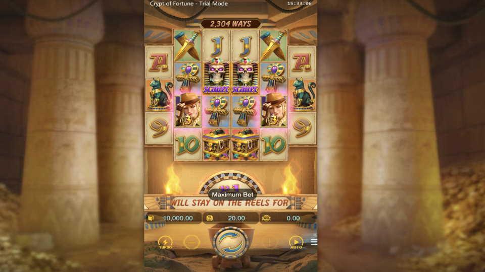 Raider Jane's Crypt of Fortune-pg slot